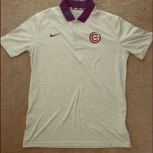 Chicago Cubs Nike Polo